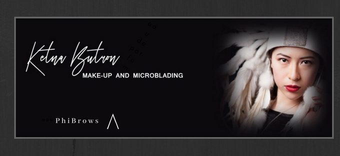 Ketna Butron Make-up and Microblading - SEO project